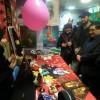 بازدید مدیر دفتر برنامه ریزی و ارزیابی دفتر مرکزی اتحادیه کشور از نمایشگاه های مدرسه انقلاب شهرستان تربت حیدریه