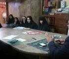 برگزاری قرارگاه مرکزی خواهران تربت حیدریه با موضوع میثاق نامه انجمنی