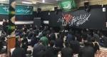 مراسم احیاء شب قدر در هیئت انصارالمهدی(عج) با حضور انجمنی های مشهد