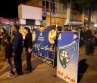 شرکت انجمنی های گناباد در مراسم ارتحال حضرت امام خمینی(ره)