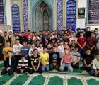 برگزاری اعتکاف دانش آموزی ویژه انجمنی های فریمان در روزهای پایانی ماه مبارک رمضان