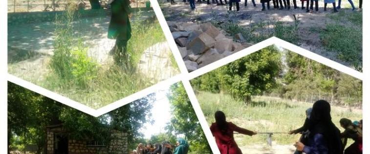 برگزاری برنامه های ویژه روز دختر توسط اتحادیه جغتای