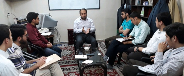 برگزاری قرارگاه محوری سرگروهای برادر مشهد با حضور رئیس شورای مرکزی اتحادیه کشور