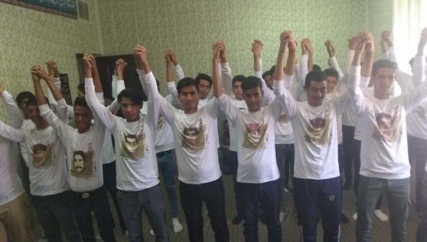 اعزام انجمنی های خواف به اردوی «جوانه های وحدت»