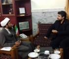 دیدار مسئول اتحادیه استان با معاونت تبلیغات اسلامی آستان قدس رضوی