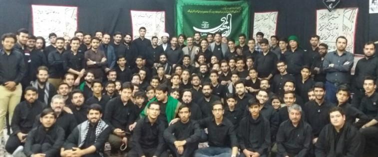 برگزاری هیأت انصارالمهدی(عج) اتحادیه مشهد در دهه اول محرم