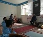 بازدید مدیران اتحادیه مشهد از انجمن های اسلامی مدارس پسرانه