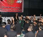 شرکت انجمنی های گناباد در مراسم عزاداری دهه اول محرم