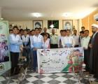 بازدید انجمنی های خواف از مرکز فرماندهی نیروی انتظامی