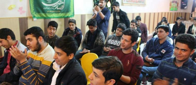 برگزاری اردوی طلایه داران فردا ۲ ویژه انجمنی های تربت حیدریه