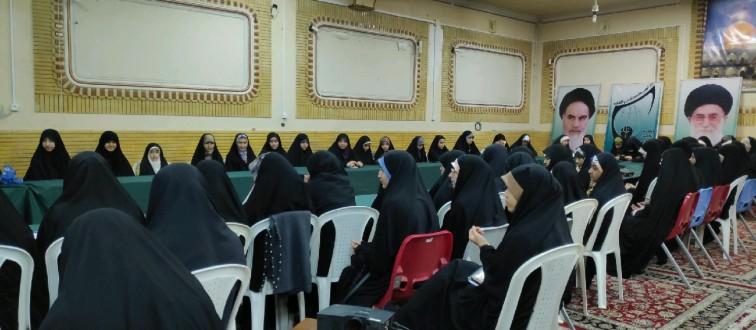 برگزاری نشست طلایه داران ۲ ویژه انجمنی های مدارس دخترانه مشهد