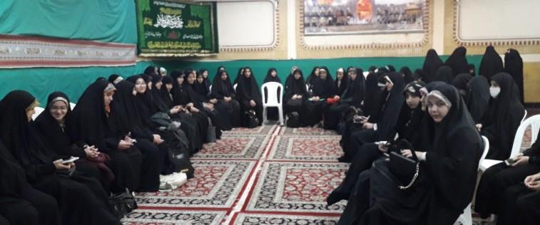 برگزاری قرارگاه مرکزی خواهران مشهد