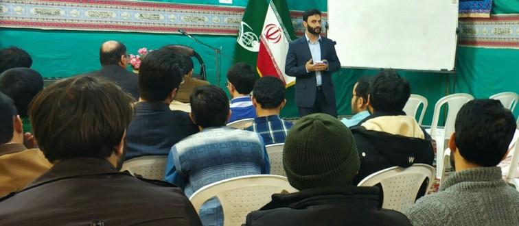 برگزاری نشست قرارگاه محوری اتحادیه مشهد با حضور مدیرعامل موسسه تبیان