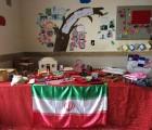 افتتاح نمایشگاه «مدرسه انقلاب» انجمن های اسلامی مدارس جلگه رخ