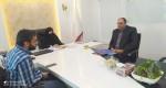 دیدار سرپرست اتحادیه استان با خانم رحمانی نماینده منتخب مردم مشهد و کلات در مجلس شورای اسلامی