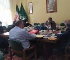 برگزاری جلسه ارائه گزارش و برنامه های سال ۹۹ اتحادیه خواف