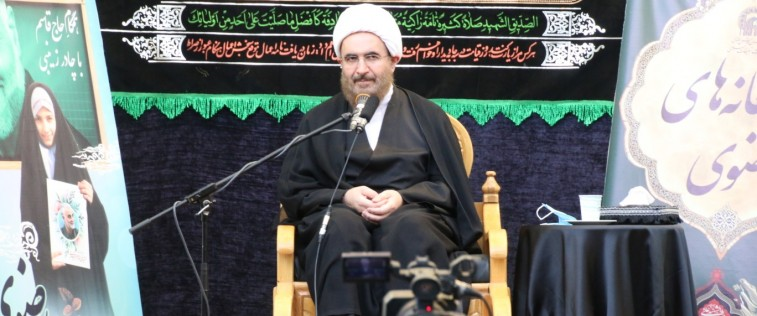 میزبانی هیأت انصارالمهدی(عج) خواهران مشهد از نماینده رهبری دراتحادیه