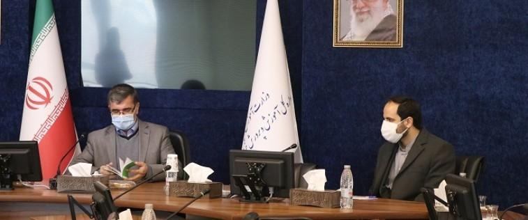 انجمن اسلامی تشکلی مطمئن و امین برای آموزش و پرورش و دانش آموزان است