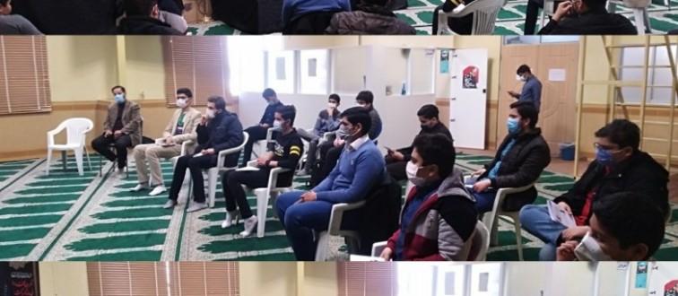 شرکت انجمنی های نیشابور در جلسات توجیهی «نمایشگاه مدرسه انقلاب»