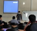 حضور انجمنی های متوسطه دوم برادران مشهد درکاردوی «مدرسه انقلاب»