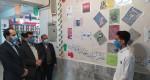 بازید مسئول اتحادیه خراسان رضوی از نمایشگاه شهری «مدرسه انقلاب» فریمان