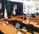 دیدار اعضای قرارگاه ملی اتحادیه انجمن های اسلامی دانش آموزان با مدیرکل آموزش و پرورش خراسان رضوی به مناسبت «هفته معلم»