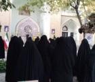 برگزاری «جشن دختر ماه» در حرم مطهر رضوی