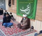 پسران انجمنی مشهد میهمان خانواده شهید مدافع حرم در برنامه #هرکوچه یک حسینیه
