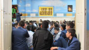 انجمن اسلامی آموزشگاه متوسطه اول ابرار